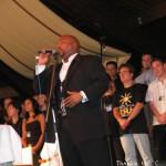 Luca Ronka gospel con Cheryl Porter