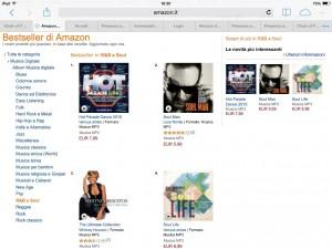 Luca Ronka Amazon Bestseller dettaglio