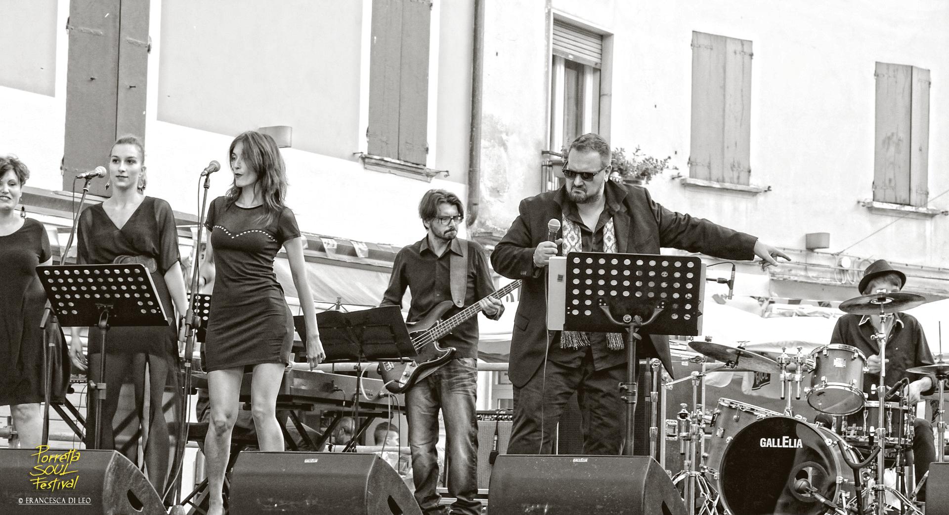 Clicca qui per seguire Luca Ronka al Porretta Soul Festival