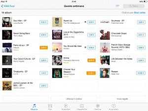 Luca Ronka iTunes Best seller