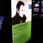 Luca Ronka al Perla Nova Gorica