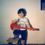 Luca Ronka da piccolo