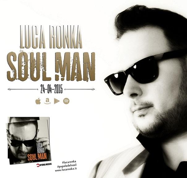 luca-ronka-album Soul Man