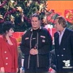 Luca Ronka in Tv a Canale 5